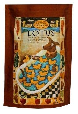 【買即送折價券】LOTUS樂特斯 慢焙狗乾糧飼料 小顆粒 無穀鮮鴨10lb