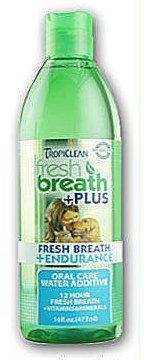 美國Fresh breath 鮮呼吸-寵物潔牙水(消化)/預防口臭/33.8OZ(1000ml)