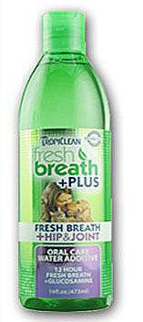 美國Fresh breath 鮮呼吸-寵物潔牙水 (髖關節)/預防口臭/33.8OZ(1000ml)