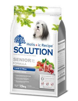 耐吉斯 羊肉+田園蔬菜/高齡犬關節保健配方-15kg 犬用狗飼料乾糧/高齡犬/熟齡犬
