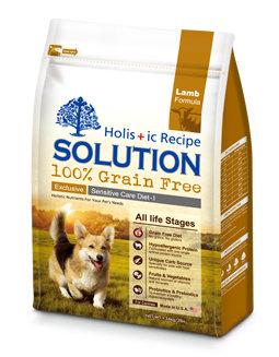 耐吉斯無穀 16lb 7.2kg 澳洲羊肉-低敏柔膚配方/成犬飼料/低敏飼料