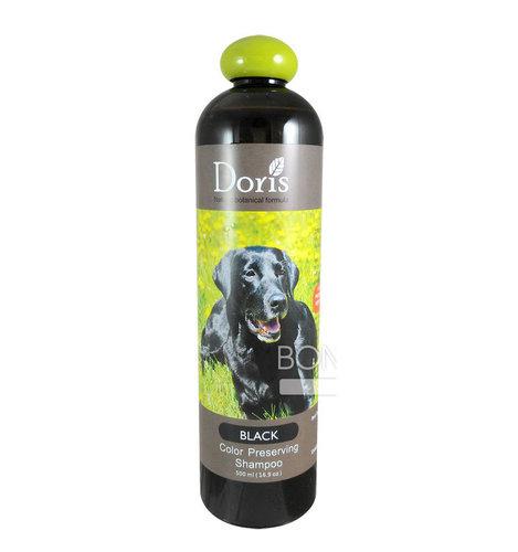 Doris 天然系列寵物洗毛精狗洗毛精(黑色犬護色洗毛精) 500ml 寵物沐浴乳