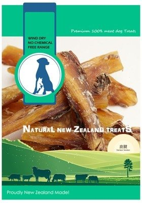 紐西蘭 100% 天然寵物零食-鹿腱160G