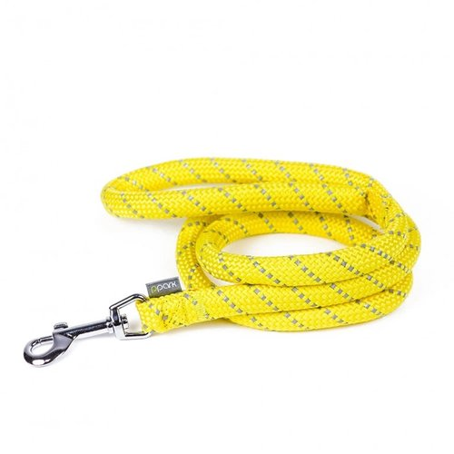 PPark 環保紗-圓繩拉繩  黃/兩種尺寸