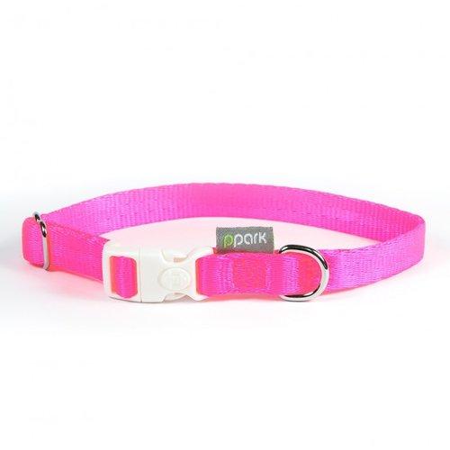 PPark 一般項圈 / 螢光粉紅 五種尺寸