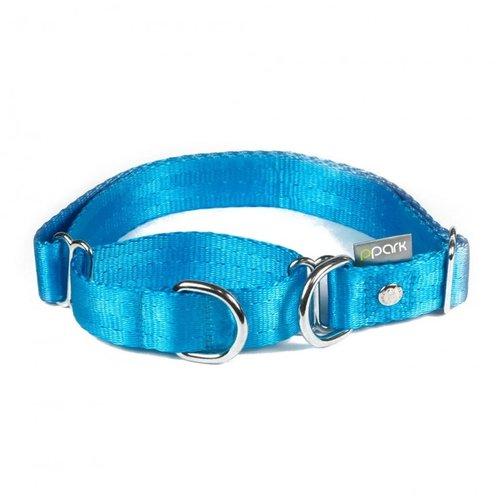 PPark 二用項圈 / 藍 四種尺寸/狗項圈/狗狗兩用項圈