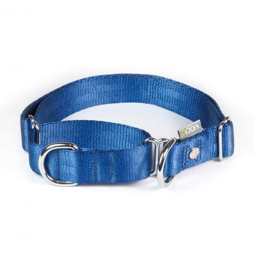PPark 二用項圈 / 海軍藍 四種尺寸/狗項圈/狗狗兩用項圈