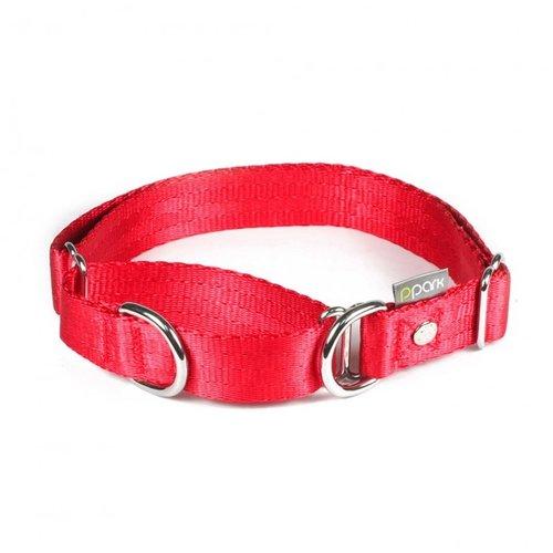 PPark 二用項圈 / 紅色 四種尺寸/狗項圈/狗狗兩用項圈