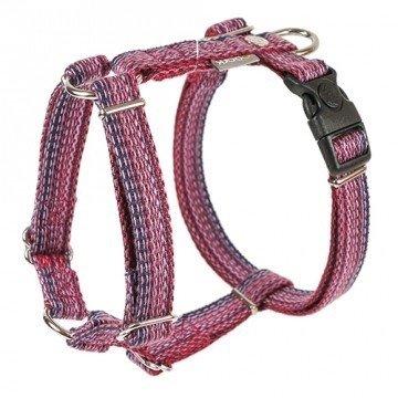 PPark -殘線-H型胸背帶/紫色/四種尺寸