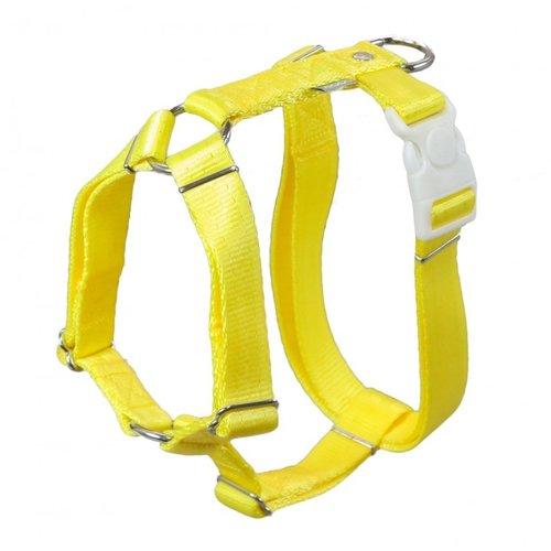 PPark -H型胸背帶/002黃色/五種尺寸