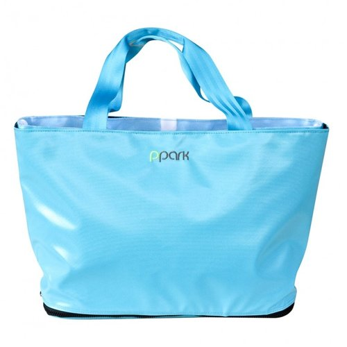 PPark -輕便三用包-藍色