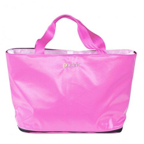PPark -輕便三用包-粉紅色