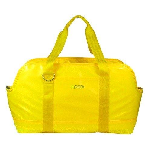 PPark -外出型寵物包(臘腸可用)-黃