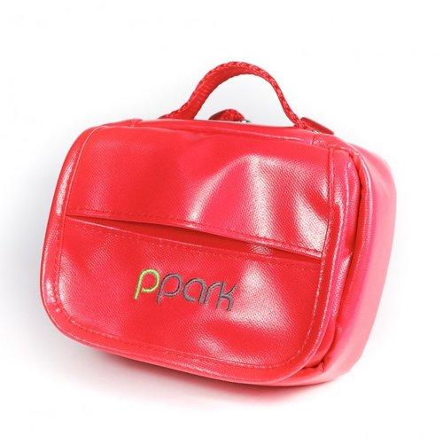 PPark -寵物背包(狗狗自己背)-紅色