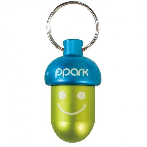 PPark -微笑救命彈-HOPE希望長存-綠色