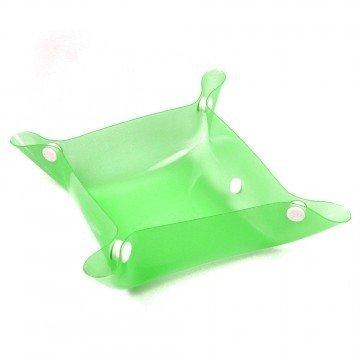 PPark -攜帶型寵物碗/綠色/兩種尺寸