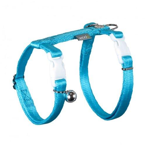 PPark - 貓胸背帶/26湖水藍/兩種尺寸