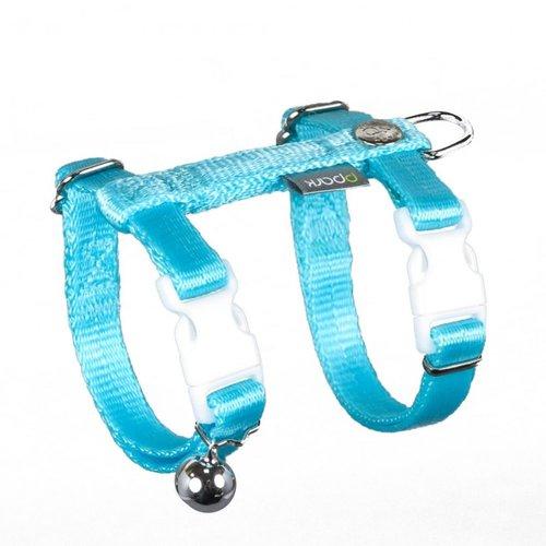PPark - 貓胸背帶/17翠藍/兩種尺寸