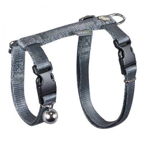 PPark - 貓胸背帶/12黑/兩種尺寸