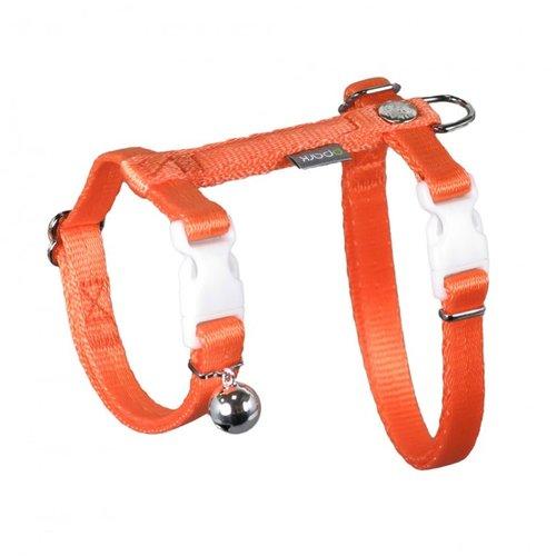 PPark - 貓胸背帶/01橘色/兩種尺寸
