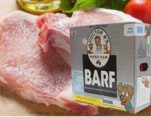 【Dr.B原廠】BARF 生肉 豬肉/一盒 (狗糧)急凍保鮮/生食肉片 新鮮肉餅  生食肉餅/商品為冷凍配送需單筆寄出
