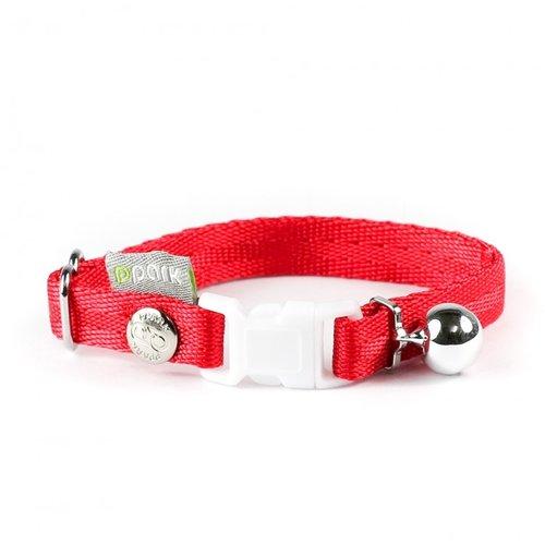 PPark - 入門款-貓項圈/紅色/單一尺寸