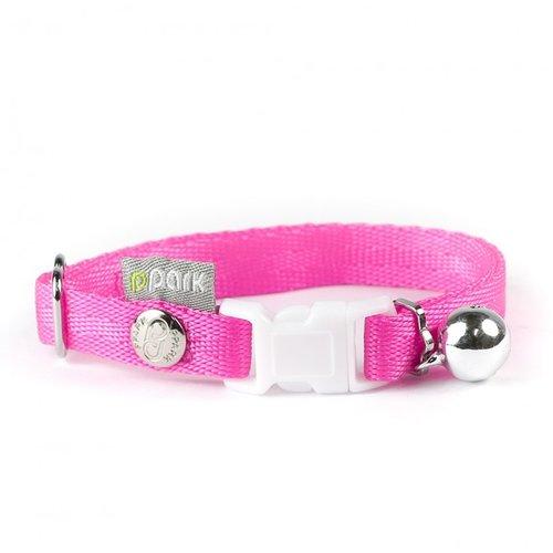 PPark - 入門款-貓項圈/粉紅色/單一尺寸