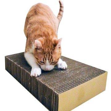 PPark - 貓抓板Q-2入/貓抓板/貓咪舒壓