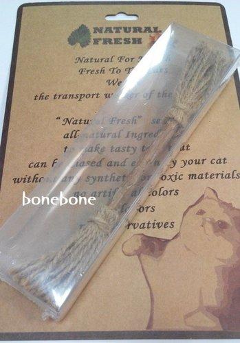 自然鮮木天蓼魔術棒/貓玩具/貓咪潔牙棒/純天然/台灣/寵物口腔清潔