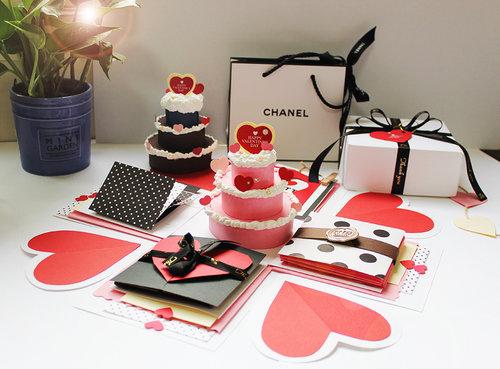 [限量] 情人浪漫禮物盒