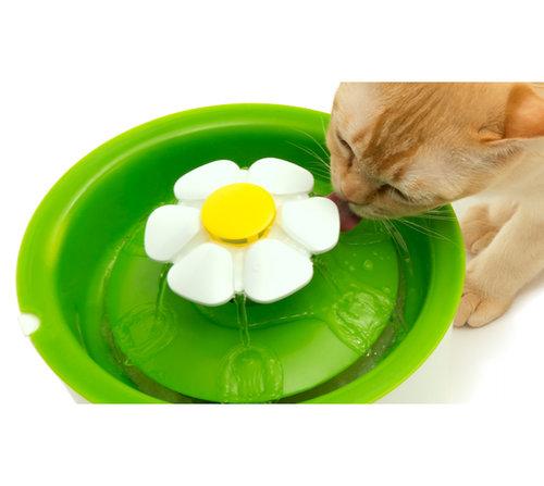 CATIT 2.0 貓飲水機 花朵自動噴泉飲水器 日本 花噴泉 貓喝水器 飲水機 寵物飲水機
