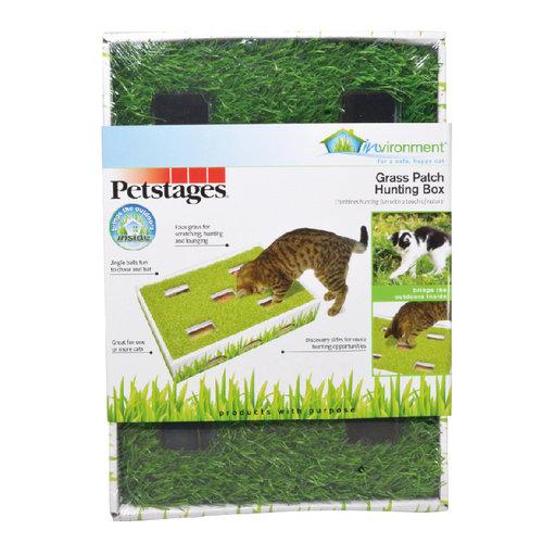 Petstages 708 草地迷蹤球 貓玩具 美國 寵物玩具 捉迷藏遊戲 貓捉球遊戲