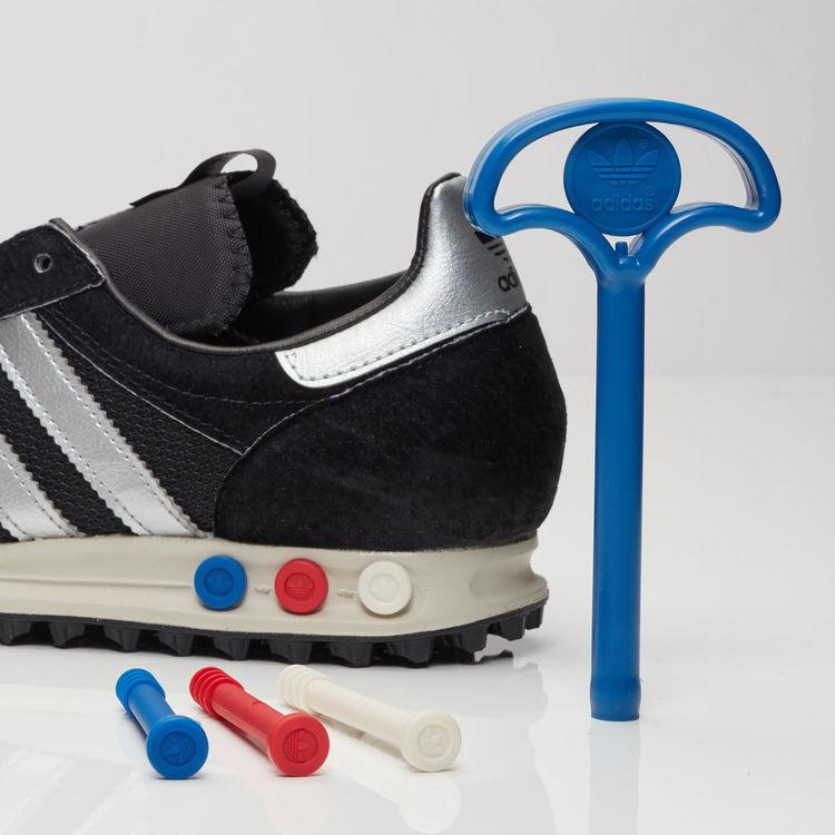 adidas 1984 L.A. Trainer OG 經典黑銀