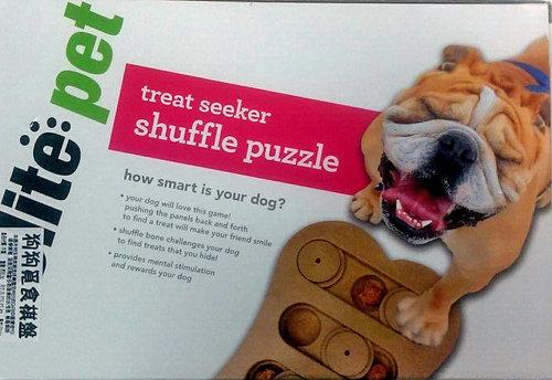 elite pet 狗狗覓食棋盤 狗益智玩具 狗遊戲 寵物玩具 寵物益智遊戲