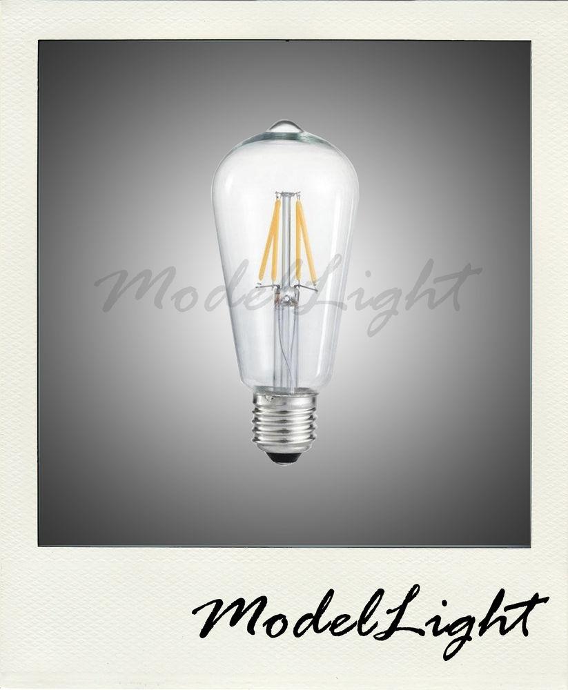 ST64 LED 愛迪生燈泡
