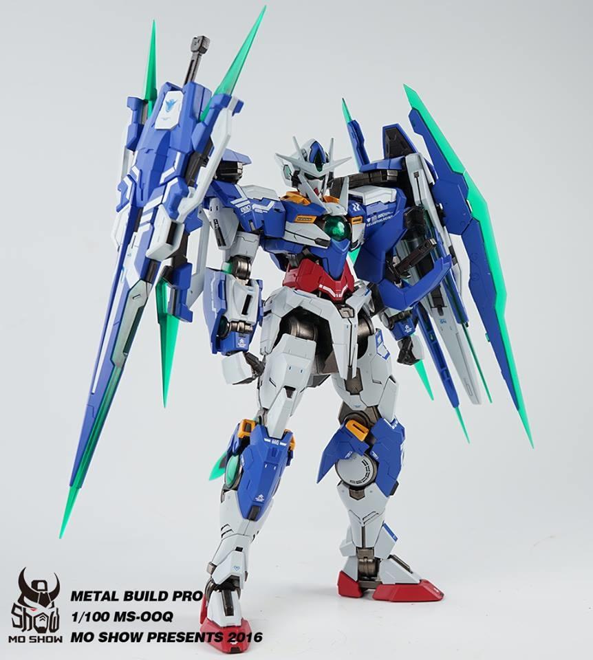 Mo Show Metal Build Pro 1 100 Ms 00q Quanta Gundam Bandai 144 Hgoo Gnt 0000 00 Qant Qanta