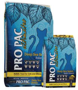美國柏克PRO PAC無穀糧-全齡貓(白鮭+鷹嘴豆+藍莓)14LB/PK-1013深海滋養無榖鮮魚/貓飼料/貓糧