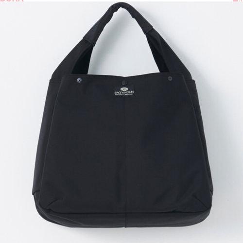 BAG'n'NOUN / JOINER 'DOCUMENT' BLACK