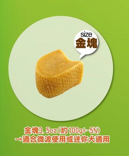 悠遊國際 尼泊爾 喜馬拉雅 yeti雪怪氂牛乳酪-金磚-3.5盎司(100g)/耐咬點心/乳酪/起司