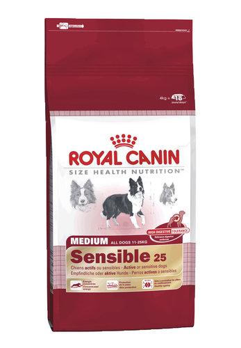 法國皇家Royal Canin/MS25 中型敏感犬專用飼料 4KG