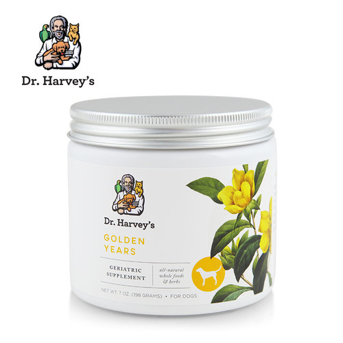 美國Dr. Harvey s哈維博士 高齡黃金年代草本養生粉 7oz