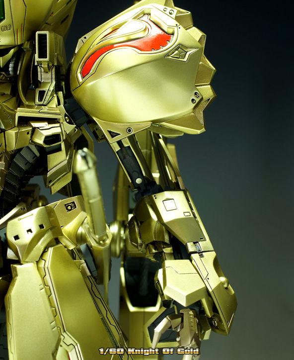 Exhibition Stand Gimmicks : Korean ng recast fss knight of gold buster