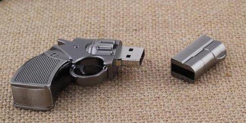 仿真手槍USB