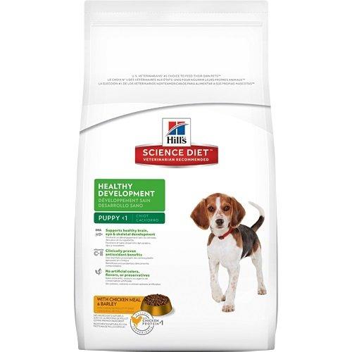 【新包裝新效期】希爾思Hill's 幼犬 均衡發育配方 雞肉配方 狗狗飼料4kg 附發票正規貨源/2包以上(含)須宅配