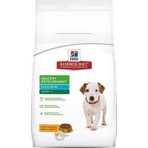 希爾思Hill's 幼犬 均衡發育配方/雞肉+大麥(小顆粒)狗狗飼料2kg 附發票正規貨源