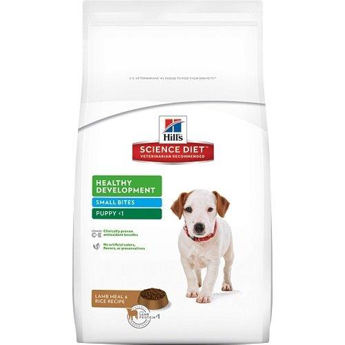 【新包裝新效期】希爾思Hill's 幼犬 均衡發育配方 小顆粒 羊肉米 狗狗飼料3kg 附發票正規貨源/2包以上須宅配