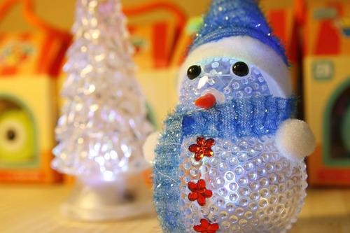 LED小雪人
