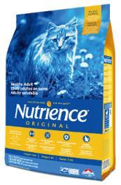 Nutrience紐崔斯田園糧成貓-新鮮雞肉田園蔬果5kg