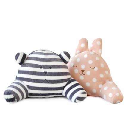 兔兔熊熊腰靠枕