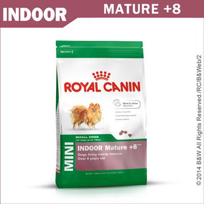公司貨附發票 台中歡迎自取 法國皇家Royal Canin/PRIM+8(PRIA+8)小型室內熟齡犬專用飼料 1.5KG 4包限宅配